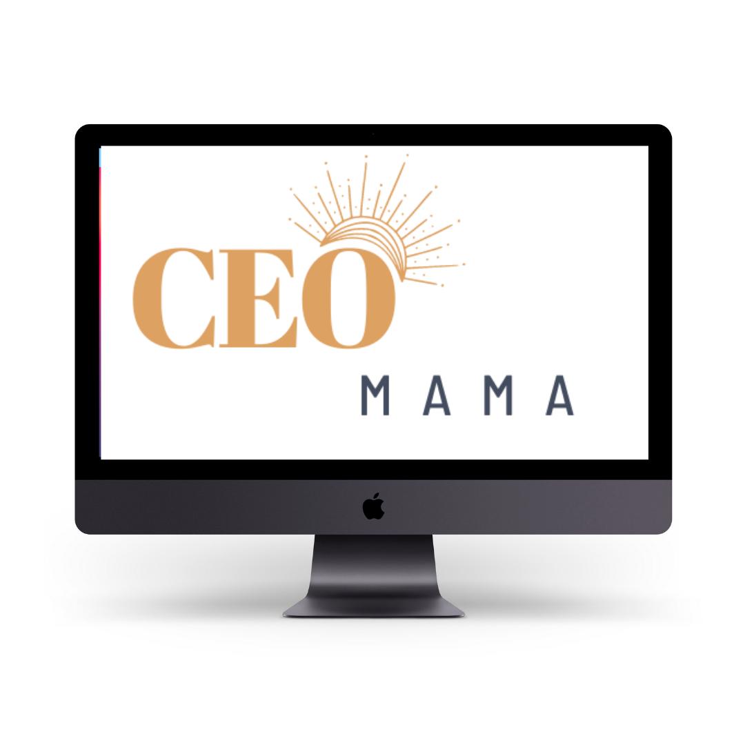 MockUp CEO Mama